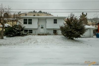 Black Hawk Single Family Home For Sale: 12804 Larene Dr
