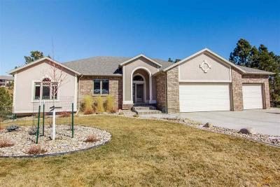 Rapid City Single Family Home U/C Contingency: 6605 Carnoustie Ct.