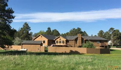 Rapid City Single Family Home For Sale: 1512 Cedar Crest Ct