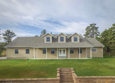 Rapid City Single Family Home For Sale: 840 Kingswood Dr