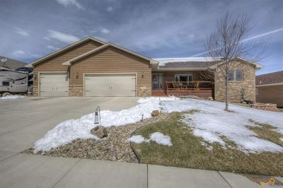 Rapid City Single Family Home For Sale: 944 Sagewood