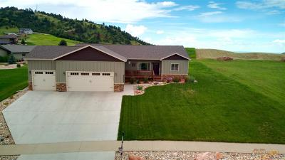 Spearfish Single Family Home For Sale: 2609
