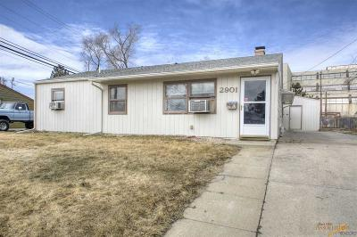 Single Family Home For Sale: 2901 Wisconsin Ave