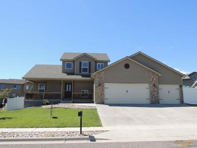 Rapid City Single Family Home For Sale: 4127 Quiment Ct