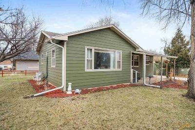 Hot Springs Single Family Home U/C Contingency: 105 S 20th