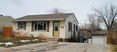 Single Family Home U/C Contingency: 310 E Tallent