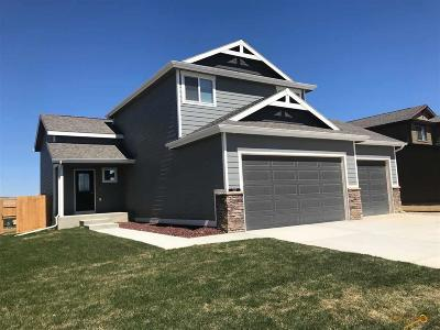 Rapid City Single Family Home For Sale: 3112 Homestead St