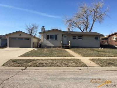 Single Family Home U/C Contingency: 4605 Wentworth Dr