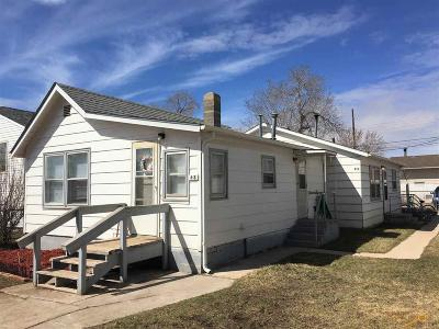 Rapid City, Box Elder, Piedmont, Black Hawk, Hermosa, Summerset, New Underwood Multi Family Home U/C Contingency: 418 E Philadelphia