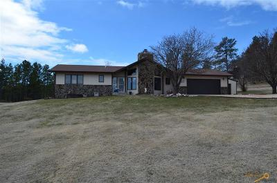 Hot Springs Single Family Home U/C Contingency: 12675 Ridgeview Dr