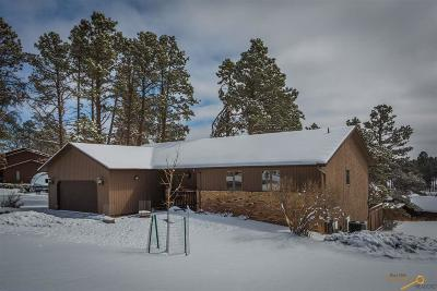 Rapid City Single Family Home U/C Contingency: 8425 Kings Rd