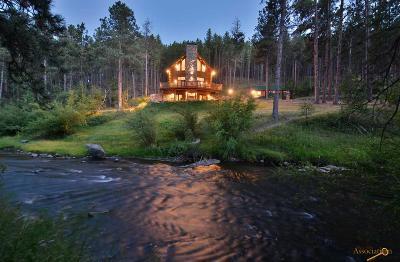 Rapid City Single Family Home For Sale: 13179 Bridge Ln