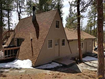 Hill City Single Family Home U/C Contingency: 12284 Gold Mountain Loop