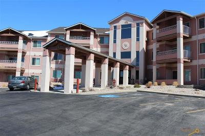 Rapid City Condo/Townhouse U/C Right Of Refusal: 3600 Sheridan Lake Rd