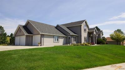Rapid City Single Family Home U/C Right Of Refusal: 7120 Prestwick Rd
