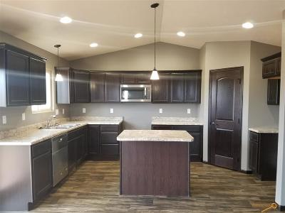 Rapid City Single Family Home U/C Contingency: 827 Haakon