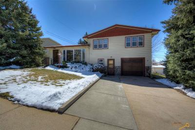 Rapid City Single Family Home U/C Contingency: 2203 Arrow