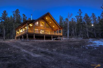 Lead Single Family Home U/C Take Back Ups: 10410 S Rapid Creek Rd