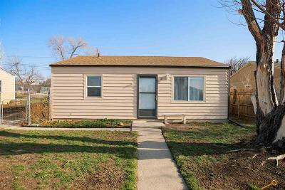 Rapid City Single Family Home U/C Contingency: 116 E Nowlin