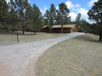 Black Hawk Single Family Home U/C Contingency: 11210 N High Meadows Dr