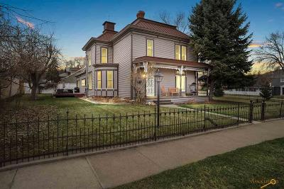 Rapid City Single Family Home For Sale: 1205 West Blvd