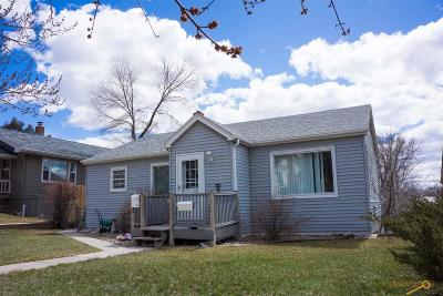 Rapid City Multi Family Home For Sale: 631 St James