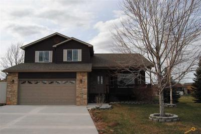 Rapid City Single Family Home For Sale: 4208 Troon Ct