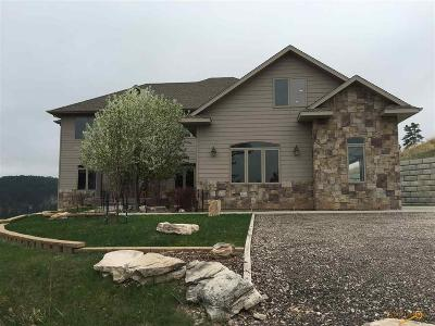 Rapid City Single Family Home For Sale: 6921 W Hwy 44