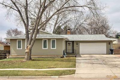 Rapid City Single Family Home U/C Contingency: 3527 Elm Ave