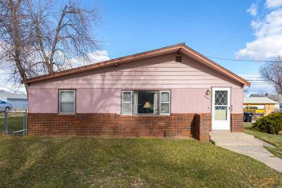 Single Family Home For Sale: 1002 Haines Ave