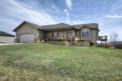 Rapid City Single Family Home For Sale: 23012 Candlelight Dr
