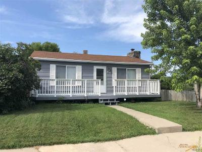 Rapid City Single Family Home For Sale: 202 St Francis
