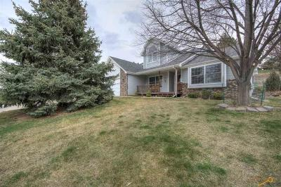 Rapid City Single Family Home For Sale: 3046 Player Dr