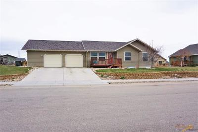 Spearfish, Deadwood/central City, Deadwood, Strugis, Whitewood, Belle Fourche, Spearfish Canyon Single Family Home For Sale: 1906 Absaroka St