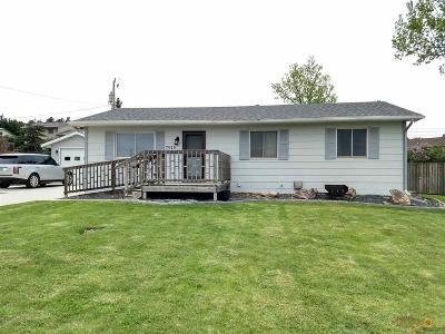 Black Hawk Single Family Home U/C Contingency: 7915 Timberline Rd W