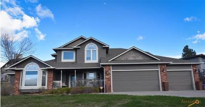 Rapid City Single Family Home For Sale: 3914 Mt Shadow Pl