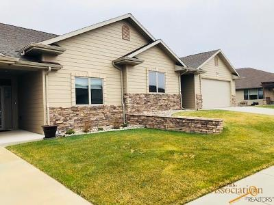 Rapid City Condo/Townhouse For Sale: 6934 Ainsdale Ct