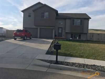 Rapid City Single Family Home For Sale: 152 Melano St
