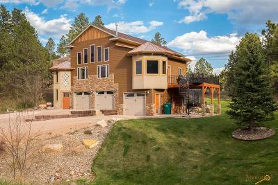 Rapid City Single Family Home For Sale: 5340 Pine Tree Dr