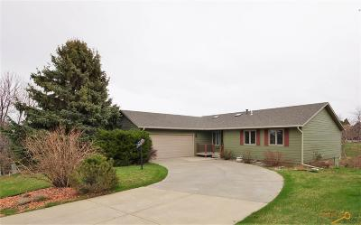 Rapid City Single Family Home For Sale: 535 Terracita Dr