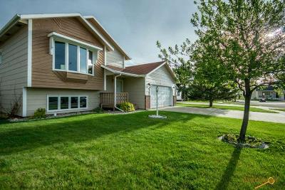 Rapid City Single Family Home For Sale: 3013 Copper Lane Ct