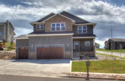 Rapid City Single Family Home For Sale: 6518 Bandon Ln