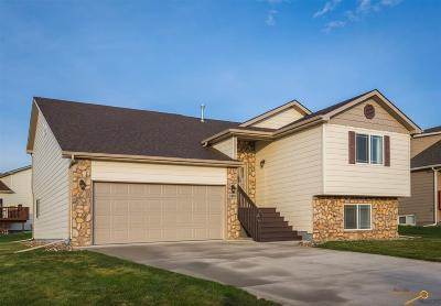Rapid City Single Family Home For Sale: 4301 Donegal Way