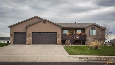 Rapid City Single Family Home For Sale: 6626 Dunsmore Rd