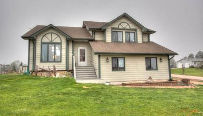 Rapid City Single Family Home For Sale: 8604 Highland Hills Rd