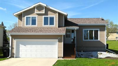 Rapid City Single Family Home For Sale: 4221 Range View Ct