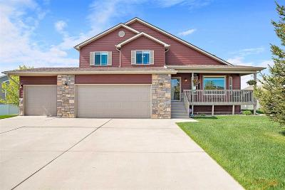 Rapid City Single Family Home For Sale: 4207 Troon Ct