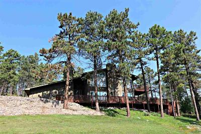 Rapid City Single Family Home For Sale: 4811 Cliff Dr