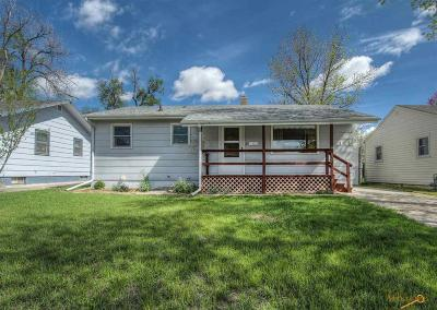 Rapid City Single Family Home For Sale: 214 E St Anne