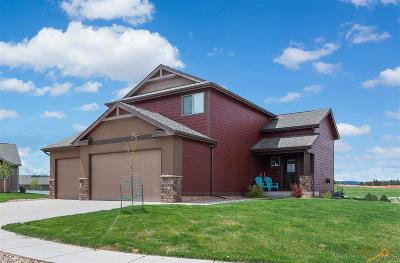 Rapid City Single Family Home For Sale: 6203 Poppy Court